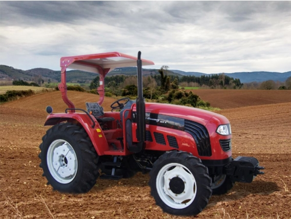 Tractor Hanomag 854A