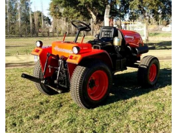 Tractor Hanomag Linea Stark Invertido 25 HP
