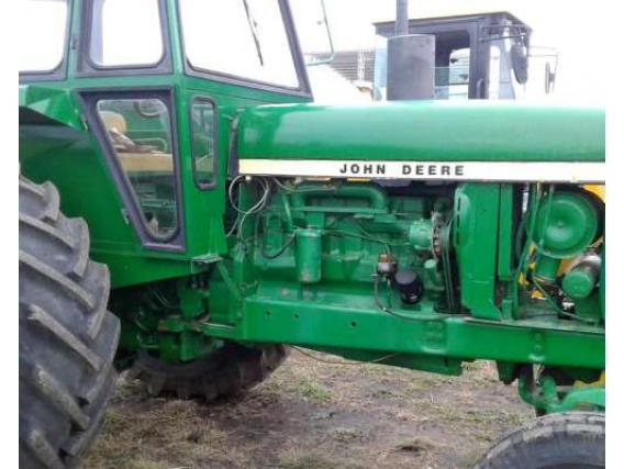 Tractor Jhon Deere 3530 Año 1996