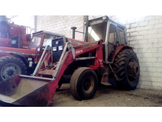 Tractor Massey Ferguson 1660 St Año 1994