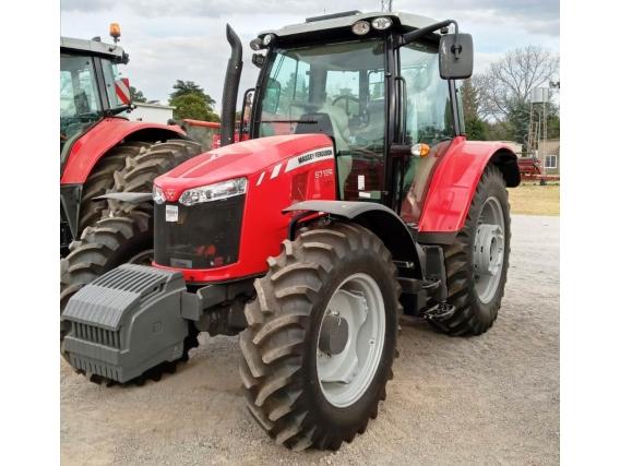Tractor Massey Ferguson 6712 RC - Año: 2021