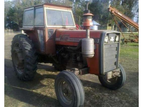 Tractor Massey Ferguson MF 1175 S año 1977