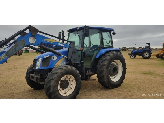 Tractor New Holland TM 5070 D -T