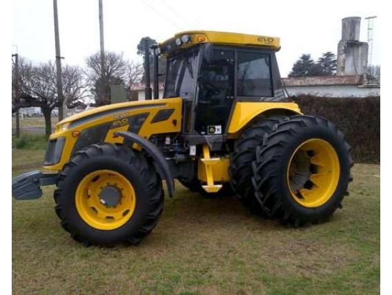 Tractor Pauny 280 EVO Duales 38 Ctro