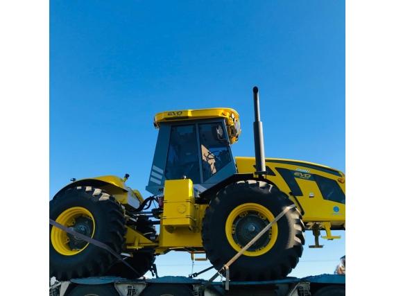 Tractor Pauny Evo 540