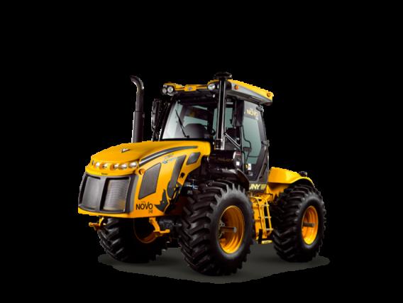 Tractor Pauny Novo 580ie