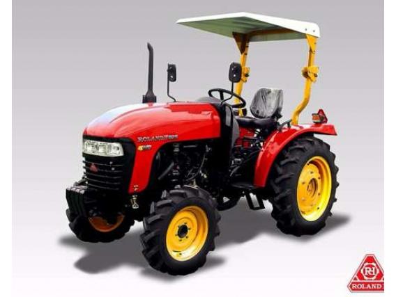 Tractor Roland H025 Traccion Simple