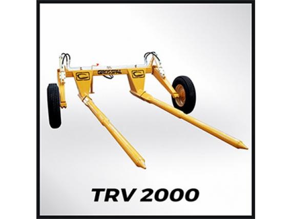 Transportador De Rollos Grosspal TRV 2000