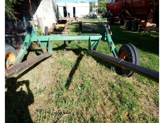 Transportador de rollos Agromec año 2012