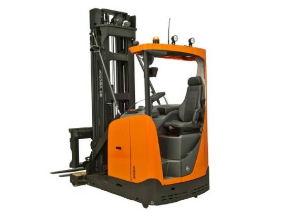 Triloader Operador sentado VRE150