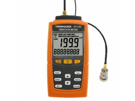Vibrómetro Tenmars ST-140