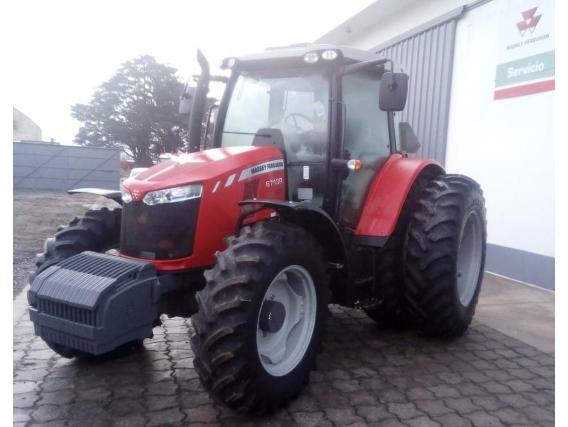 Tractor Massey Ferguson MF 6713 RD