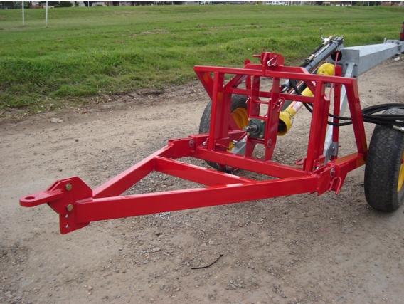 Accesorio Para Uso En Tractores Sin Tres Puntos