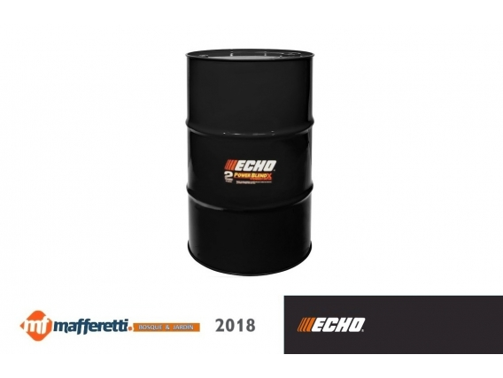 Aceite 2T Echo Semi Sintetico - 208 Lts.