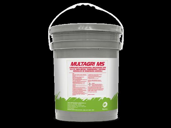Aceite Total MULTAGRI MS 15W-40