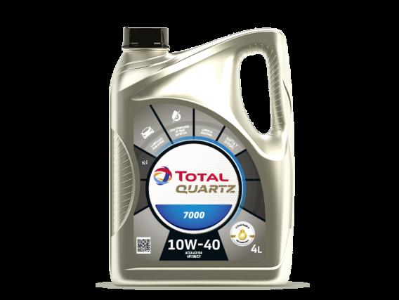 Aceite Total Quartz 7000 10W-40
