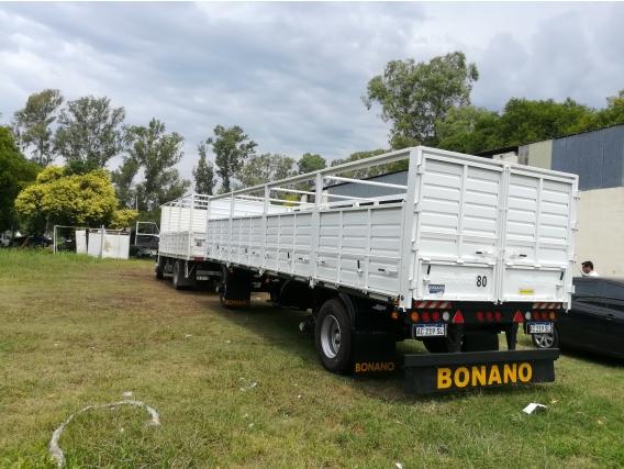 Acoplado Baranda Volcable - Bonano