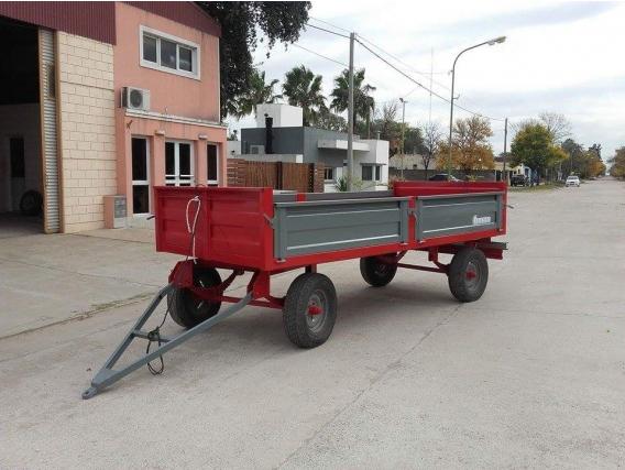 Acoplado Centenario Playo / Rural / Dos Ejes