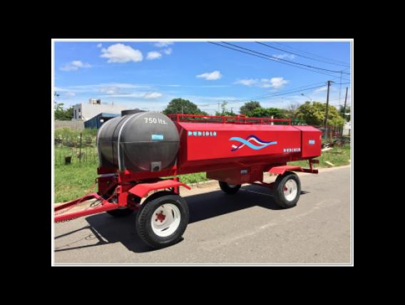 Acoplado Cisterna Combinado Ci1018