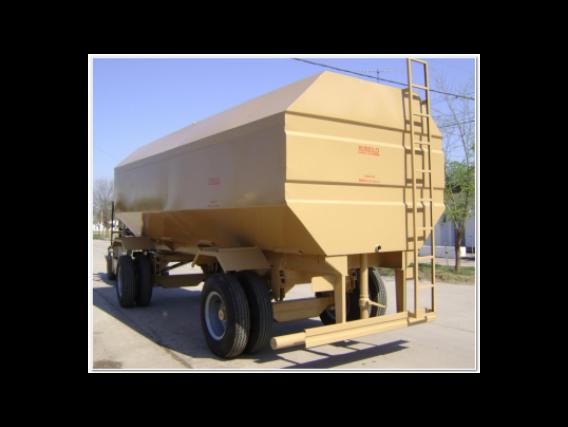 Acoplado Cisterna Para 25.000 Lts. Ci1014