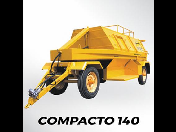 Acoplado Compacto Grosspal C-140