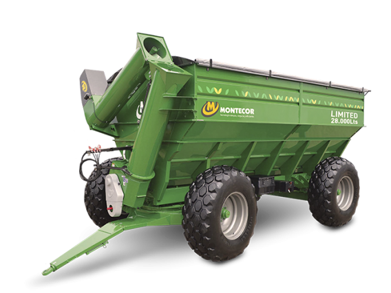 Acoplado Montecor Autodescargable 28000Lts Limited Std