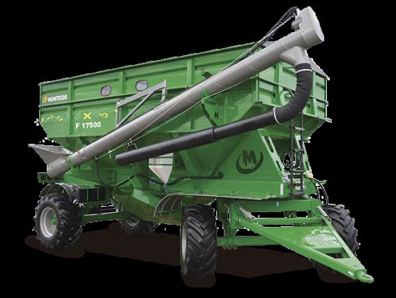 Acoplado Montecor Fertilizante 17500 Lts.