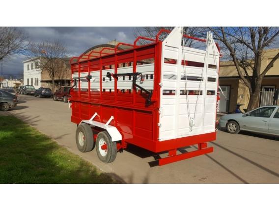 Carro Vaquero Multiuso Parcar Ag 5000