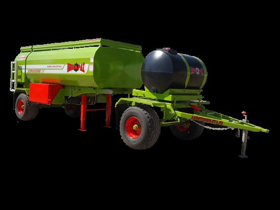 """Acoplado Tanque 5000 """"storke-Xp"""""""