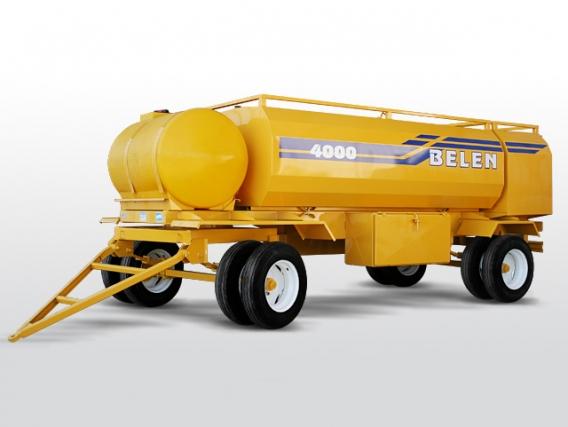 Acoplado Tanque Belen Combinado - 3000 Lts