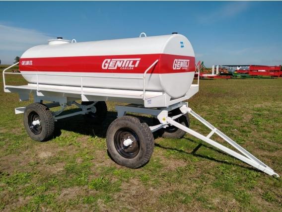 Acoplado Tanque Gentili Mod. G6 De 3000Lts Disponible