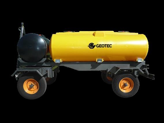 Acoplado Tanque Geotec Euro 4250