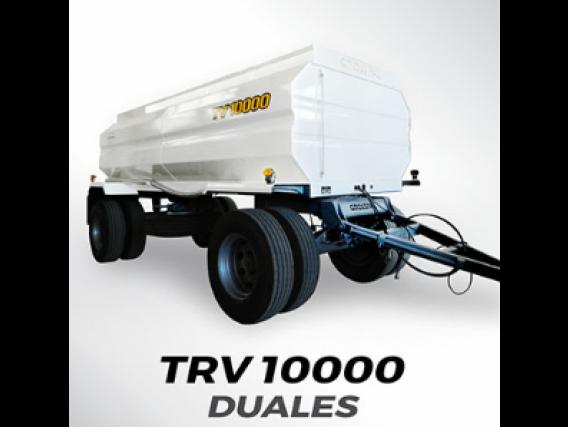 Acoplado Tanque Grosspal Trv 10000 Duales