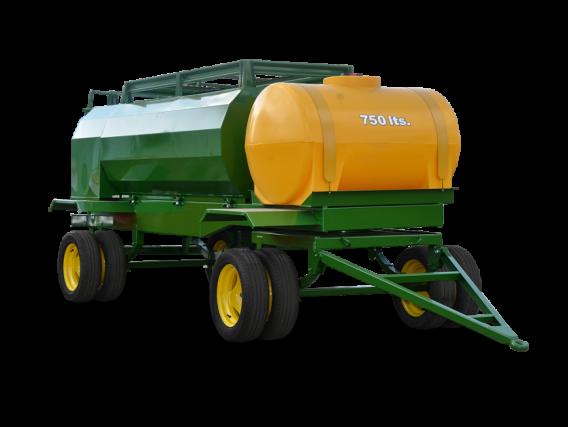 Acoplado tanque para combustible Impagro