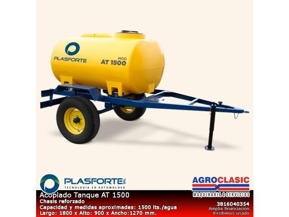 Acoplado Tanque Plasforte At 1500