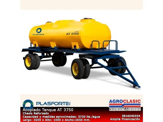 Acoplado Tanque Plasforte At 3750