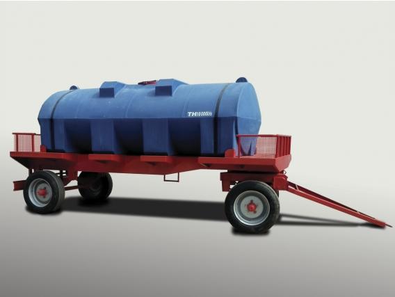 Acoplado Tanque Rotor 10.000 Litros