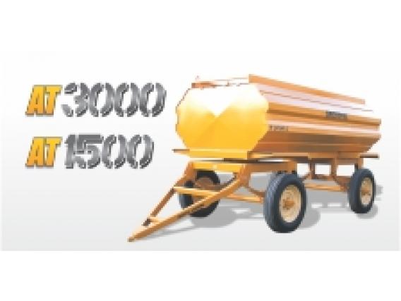Acoplado Tanque T-3000 Y L T-1500L. Grosspal Nuevo