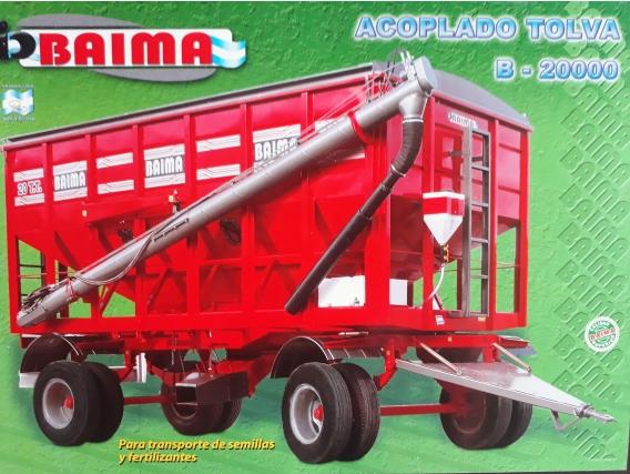 Acoplado Tolva B-20000 Baima