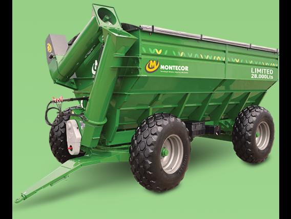 Acoplado Tolva Montecor 28000 Lts Limited Full
