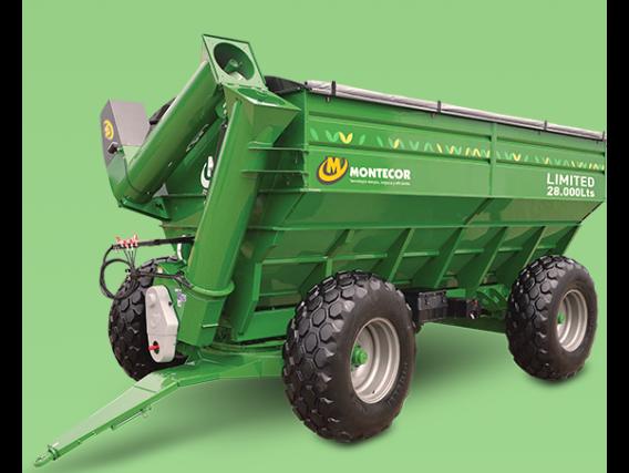 Acoplado Tolva Montecor 28000 Lts Limited Std
