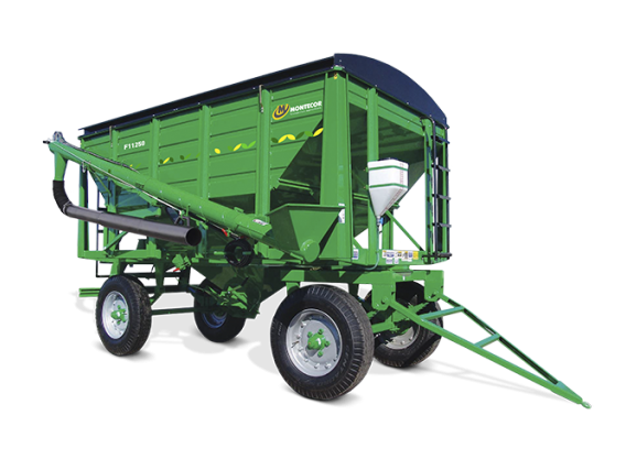 Acoplado Tolva Montecor Fertilizante 11250 Lts.