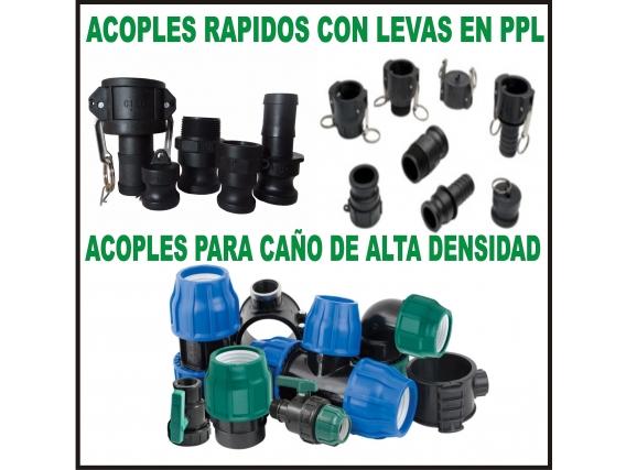 Acoples Rapidos - Acoples Pad