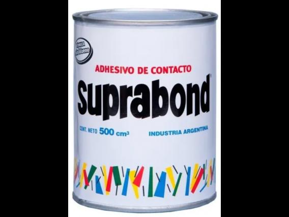 Adhesivo Suprabond De Contacto Sin Tolueno