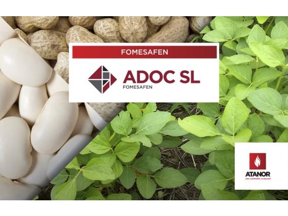Herbicida Adoc SL - Fomesafen