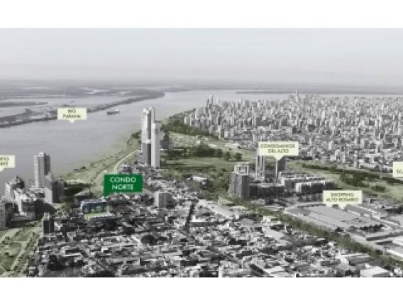 Departamento 2 Ambientes 71 m² en Condo Norte Emprendimiento Inmobiliario Rosario Unidad 02-08