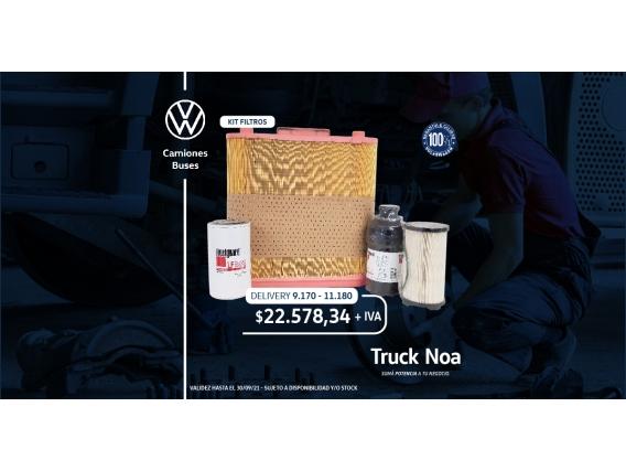 Kit de filtros Volkswagen Delivery 9.170 - 11.180