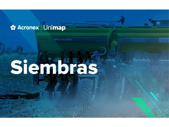 Acronex Unimap Siembras