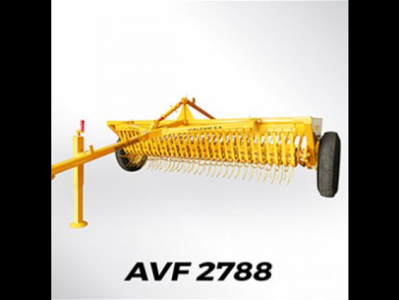 Aireador Estimulador De Hilera Grosspal Avf 2788