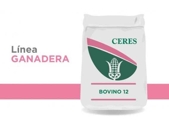 Alimento Balanceado Bovino 12 Ceres